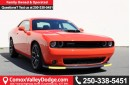 New 2017 Dodge Challenger R/T 392 PARK ASSIST, BACK UP CAMERA, KEYLESS ENTRY, BLUETOOTH, BLIND SPOT MONITORING/CROSS PATH DETECTION for sale in Courtenay, BC