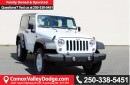 New 2017 Jeep Wrangler Sport AUTOMATIC, 4x4, BLUETOOTH, SATELITE RADIO, HARD TOP for sale in Courtenay, BC