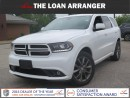 Used 2016 Dodge Durango for sale in Barrie, ON