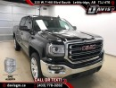 New 2017 GMC Sierra 1500 SLE-Heated Seats, Android Auto/Apple Carplay, Kodiak Edition for sale in Lethbridge, AB