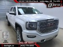 New 2017 GMC Sierra 1500 6.2L V8, Heated/Cooled Leather, Denali Ultimate Package for sale in Lethbridge, AB