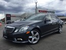 Used 2011 Mercedes-Benz E350 4MATIC - NAVI - PANORAMIC ROOF for sale in Oakville, ON