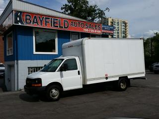 Used 2004 Chevrolet Express Commercial Cutaway Cube Van **Cruise/Air/Only 105k!** for sale in Barrie, ON