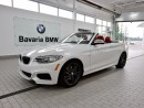 New 2017 BMW M240i xDrive Cabriolet for sale in Edmonton, AB