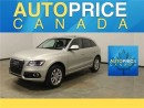 Used 2013 Audi Q5 NAVIGATION PANOROOF LEATHER for sale in Mississauga, ON