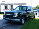 Used 2004 Chevrolet Silverado 1500 LS 4x4 for sale in Gloucester, ON