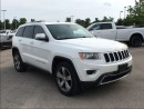 Used 2014 Jeep Grand Cherokee LIMITED**POWER SUNROOF**NAVIGATION** for sale in Mississauga, ON