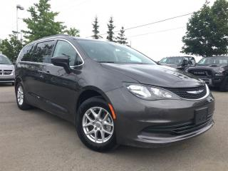 Used 2017 Chrysler Pacifica *LX* 8 PASSENGER*WHL GRP*BACK UP CAM* for sale in Mississauga, ON