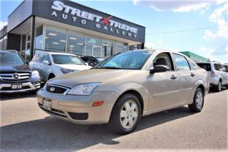 Used 2007 Ford Focus SE | PWR LOCK & SEAT & WINDOWS| A/C| ACCIDENT FREE for sale in Markham, ON