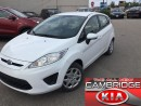 Used 2013 Ford Fiesta SE HATCH AUTO AIR LOW KMS for sale in Cambridge, ON