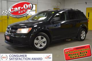Used 2013 Dodge Journey SE LOADED DUAL CLIMATE ALLOYS for sale in Ottawa, ON