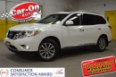 Used 2015 Nissan Pathfinder SL 4X4 7 PASS LEATHER SUNROOF NAV REMOTE START for sale in Ottawa, ON