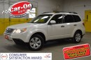 Used 2011 Subaru Forester 2.5X CONVENIENCE AWD AUTOMATIC HEATED SEATS for sale in Ottawa, ON
