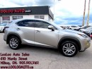 Used 2015 Lexus NX 200t AWD NAVIGATION CAMERA CERTIFIED WARRANTY for sale in Milton, ON