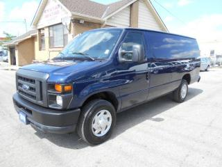 Used 2010 Ford E-150 Extended Cargo Divider Loaded ONLY 58,000KMs for sale in Etobicoke, ON
