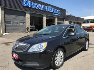 Used 2014 Buick Verano FINANCING! WELL EQUIPPED, for sale in Surrey, BC