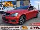 Used 2014 Mercedes-Benz C-Class C250 SPORT PACKAGE!! PANOROOF for sale in St Catharines, ON