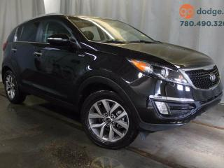 Used 2014 Kia Sportage EX All Wheel Drive / HEATED FRONT SEATS for sale in Edmonton, AB