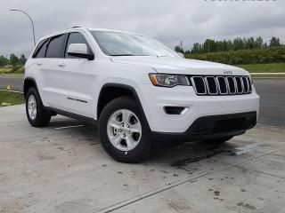 Used 2017 Jeep Grand Cherokee LAREDO 4x4 for sale in Edmonton, AB