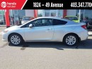 Used 2012 Honda Civic EX-L for sale in Red Deer, AB