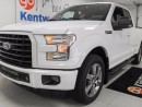 Used 2015 Ford F-150 XLT with NAV, heated seats, and a bumpin' stereo system! for sale in Edmonton, AB