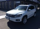 Used 2016 Volkswagen Tiguan Highline R-line for sale in Parksville, BC