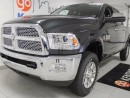 Used 2017 Dodge Ram 3500 Laramie Turbo diesel with sunroof, heated/cooled seats and heated steering wheel, and a trailer tow pkg for sale in Edmonton, AB