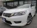 Used 2013 Honda Accord Sport-CAMERA-BLUETOOTH-WARRANTY for sale in Scarborough, ON
