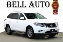 Used 2014 Nissan Pathfinder SV BACK UP CAMERA BLUETOOTH 7PASSANGER for sale in North York, ON