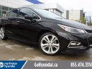 Used 2017 Chevrolet Cruze RS LEATHER HEATED SEATS BACKUP CAMERA for sale in Edmonton, AB