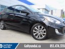 Used 2017 Hyundai Accent HATCHBACK SUNROOF ALLOYS HEATED SEATS for sale in Edmonton, AB