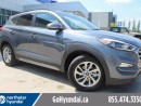 Used 2017 Hyundai Tucson LEATHER SUNROOF BACKUP CAMERA LOW KM for sale in Edmonton, AB