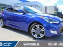 Used 2013 Hyundai Veloster SUNROOF LEATHER NAVIGATION for sale in Edmonton, AB
