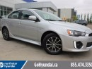 Used 2016 Mitsubishi Lancer LTD PANO SUNROOF ALLOYS REVERSE CAMERA for sale in Edmonton, AB