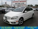 Used 2013 Mercedes-Benz B-Class Sports Tourer Prl White Leather/Pano Roof for sale in Mississauga, ON