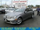 Used 2013 Mercedes-Benz C-Class 300 4MATIC Navigation/Leather/Sunroof for sale in Mississauga, ON