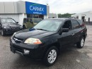 Used 2003 Acura MDX PREMIUM for sale in London, ON