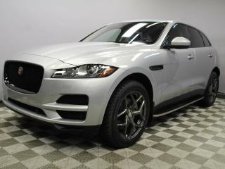 Used 2018 Jaguar F-PACE Prestige - 4yr/80000kms manufacturer warranty included until November 29, 2021! Locally Driven | No Accidents | Executive Demo | 3M Protection Applied | Navigation | Back Up Camera | Parking Sensors | Sport Heated Steering Wheel | Heated Front Seats | Pan for sale in Edmonton, AB