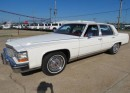 Used 1987 Cadillac Brougham Sedan Collectors Vehicle for sale in Owen Sound, ON