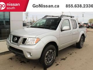 Used 2017 Nissan Frontier PRO-4X CREW CAB PERFECT FOR THE OFF ROADS! !!! for sale in Edmonton, AB