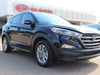 Used 2016 Hyundai Tucson PREMIUM, HEATED FRONT/REAR SEATS, BACKUP CAM, BLUETOOTH, AUX/USB for sale in Edmonton, AB