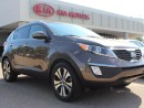 Used 2012 Kia Sportage DUAL SUNROOF, COOLED SEAT, HEATED SEATS, NAVIGATION, BACKUP CAM for sale in Edmonton, AB