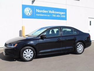 Used 2016 Volkswagen Jetta 1.4 TSI Trendline+ for sale in Edmonton, AB