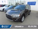 Used 2011 Mitsubishi Outlander Leather/Sunroof/7 Passenger for sale in Edmonton, AB