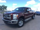 Used 2015 Ford F-350 KING RANCH DIESEL for sale in Edmonton, AB