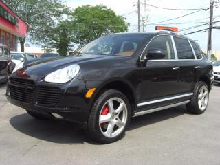Used 2006 Porsche Cayenne Turbo 4x4 for sale in London, ON