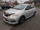 Used 2011 Toyota Matrix No Accidents for sale in Guelph, ON