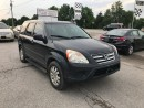 Used 2005 Honda CR-V EX for sale in Komoka, ON