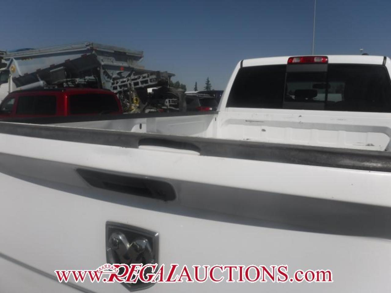 2011 Dodge RAM 2500 SLT CREW CAB 4WD 5.7L