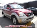 Used 2005 Kia SORENTO EX 4D UTILITY 4WD for sale in Calgary, AB